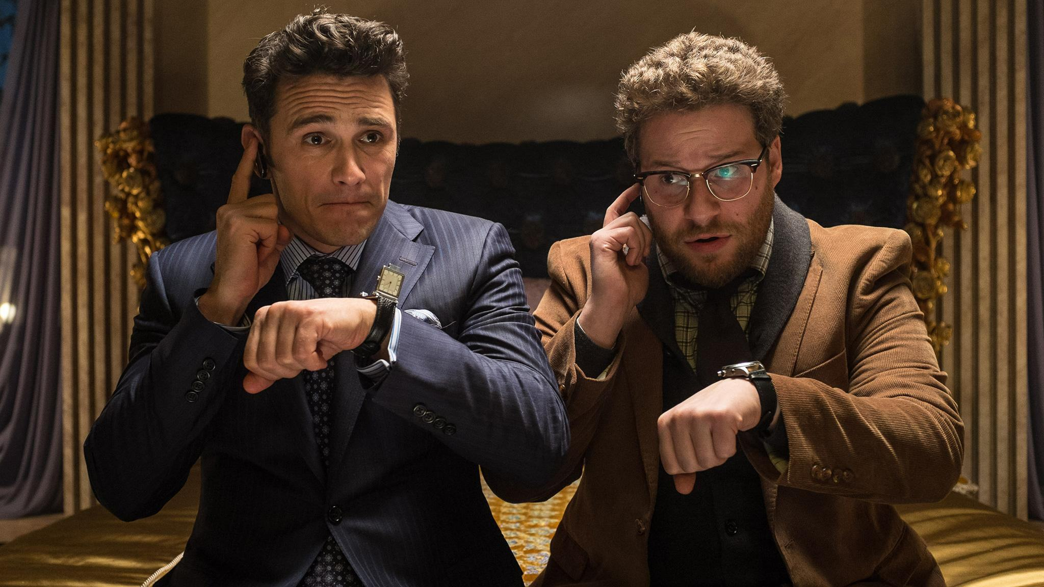 The Interview Is Becoming The Most Highly Rated Film On IMDB 3040247 poster the interviewrogenfranco