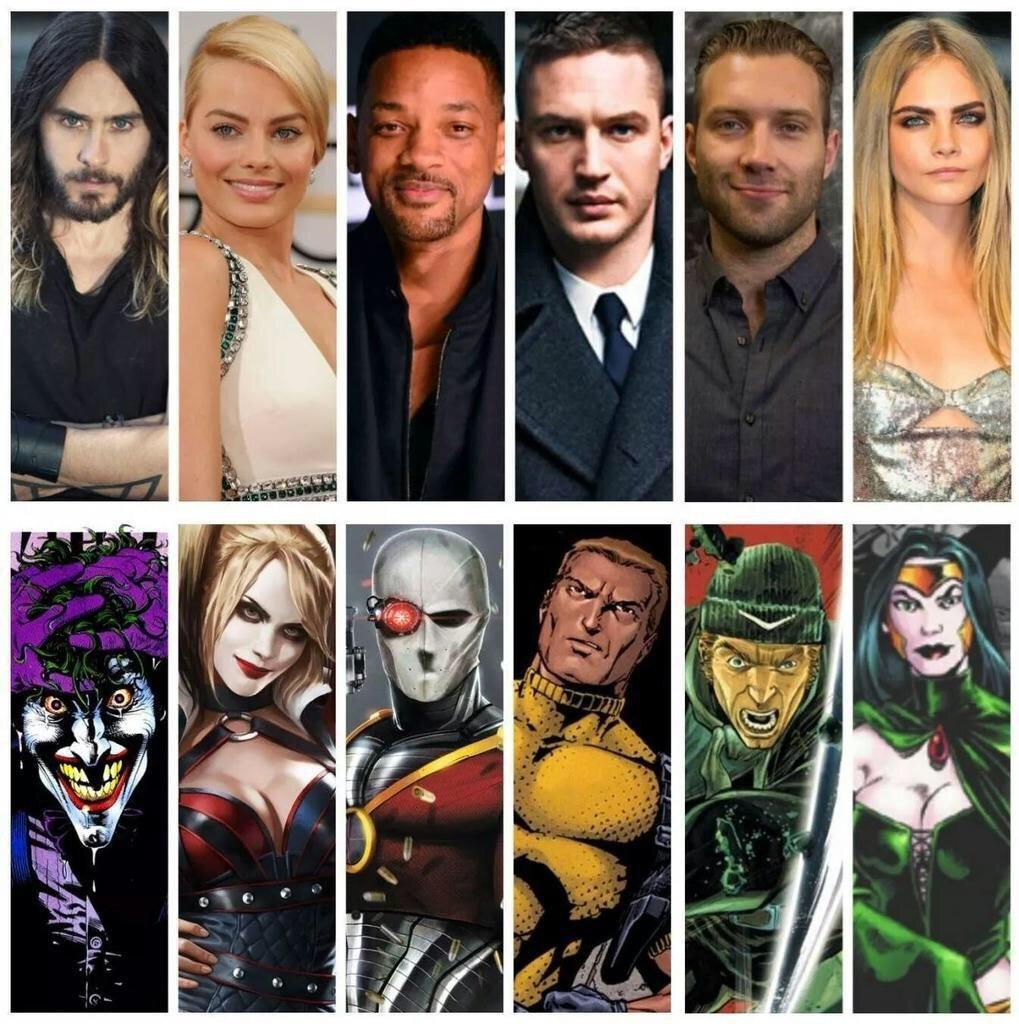 Tom Hardy Back In Batman Universe With Role In Suicide Squad Film Confirmed B36iSk CUAEi2Vy