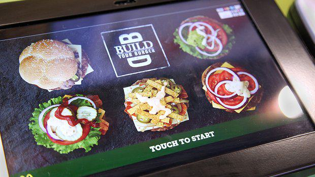 McDonalds To Let You Build Your Own Burger With Touchscreen BYB r620x349