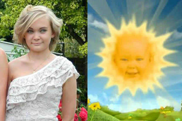 Student, 19, Reveals She Was The Teletubbies Sun Baby Teletubbies 416777 1