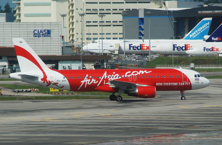 AirAsia Flight Goes Missing, British Man And Daughter On Board airasia1