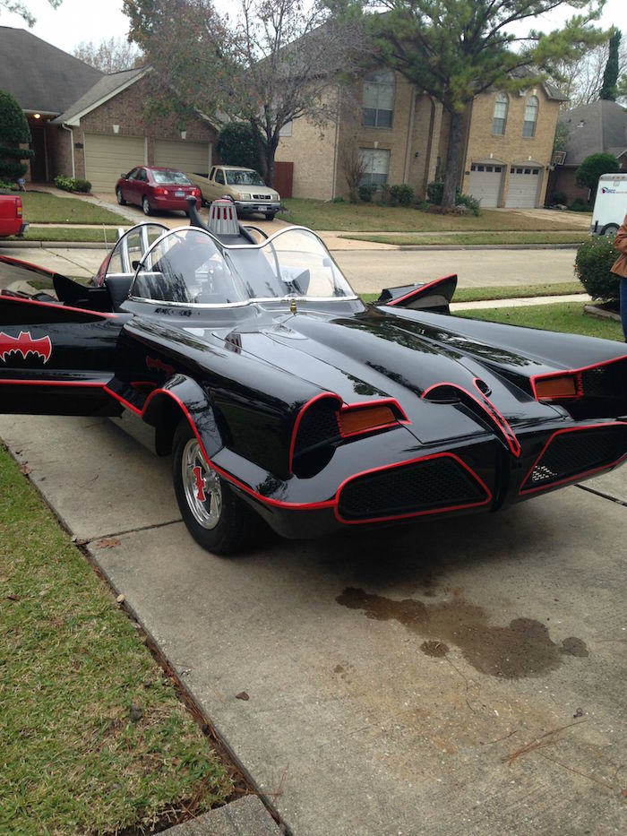 Man Completes Batmobile After 9 Years Of Work bat13