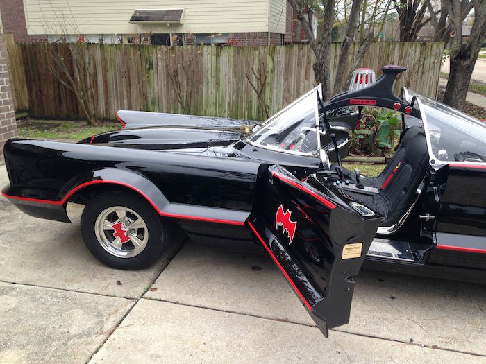 Man Completes Batmobile After 9 Years Of Work bat17