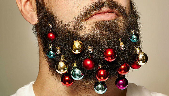 Beard Baubles Are The Latest Fashion Accessory For Hipsters This Christmas beard baubles web thumb