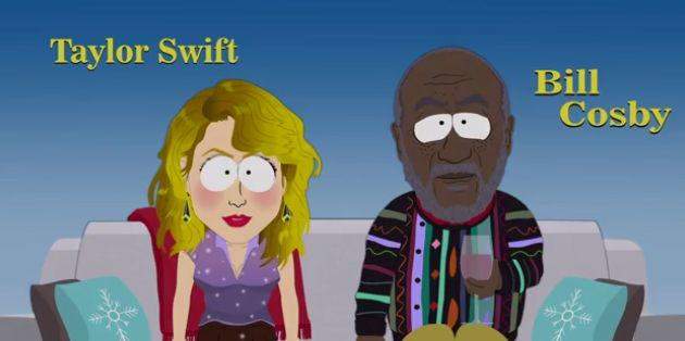Uh Oh, South Park Is About To Tackle The Bill Cosby Situation bill