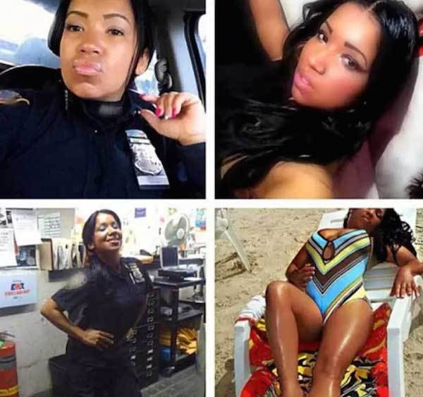 Female New York Cops In Trouble For Taking Sexy Selfies  cop 65
