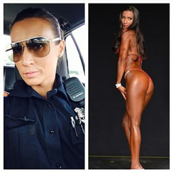 Female New York Cops In Trouble For Taking Sexy Selfies  cop 8