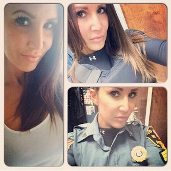 Female New York Cops In Trouble For Taking Sexy Selfies  cop7