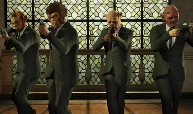Rockstar Announce GTA V Online Heists Due Early 2015 heists new 640x378