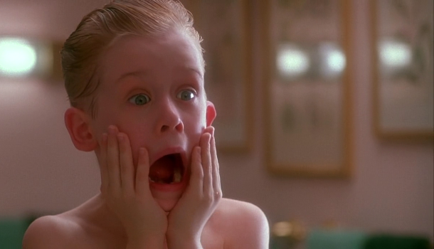 Someone Turned Home Alone Into A Horror Film home alone christmas countdown