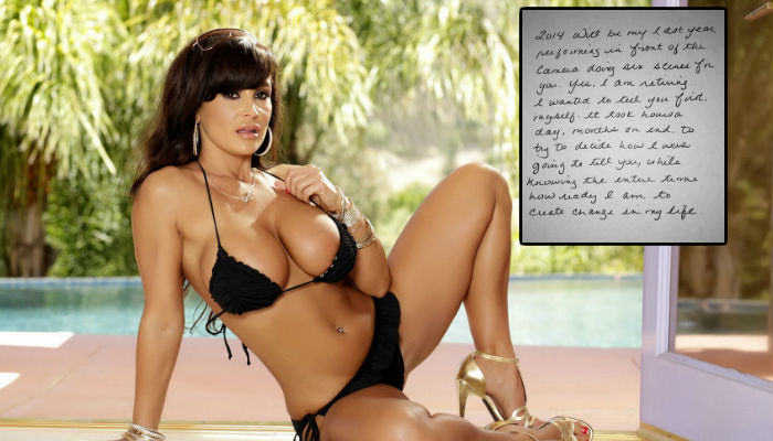 Lisa Ann One Of The Worlds Greatest Porn Stars Has Retired lisa web thumb