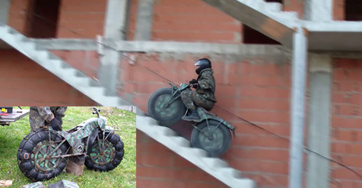 This All Terrain Motorbike Shows Russian Engineering At Its Best terrainfb