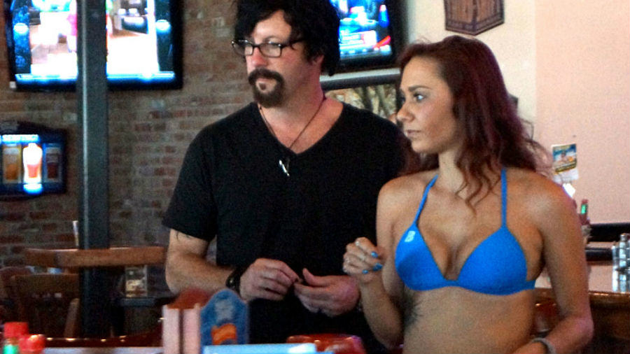 Undercover Boss Offers Boob Job To Employee As Incentive To Meet Goals undercover boss bikinis bar and grill