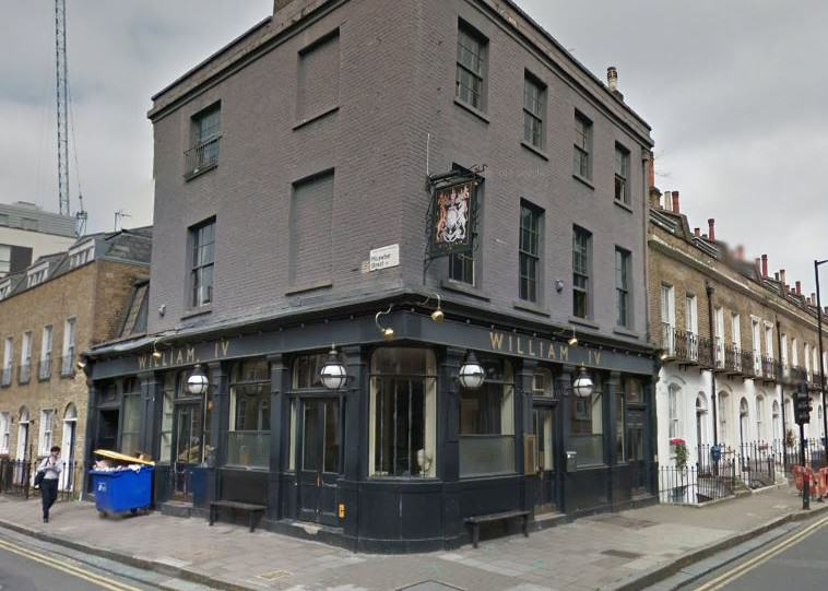 North London Pub Offering Christmas Dinners For The Homeless william iv pub e1418892076834