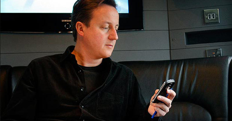 Hoaxer High On Cocaine Gets Through To David Camerons Phone 162