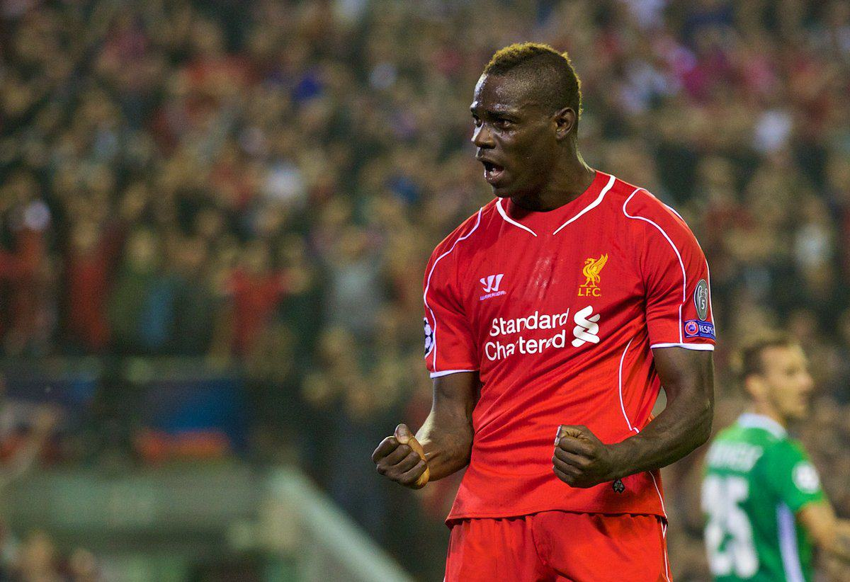 Mario Balotelli Caught Chatting Up Fans Missus On Instagram Balotelli Liverpool