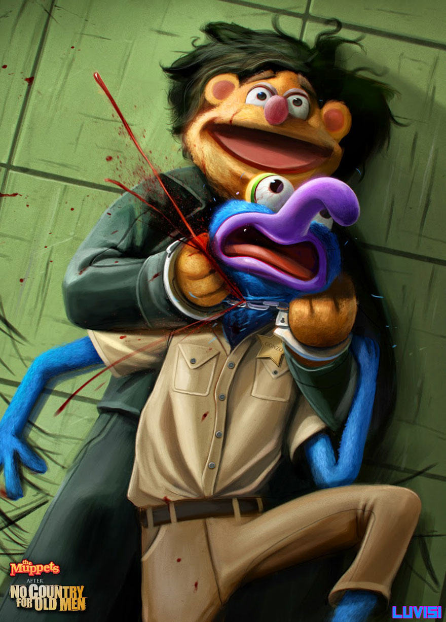 These Disturbing Pictures Will Sh*t All Over Your Childhood Gonzo