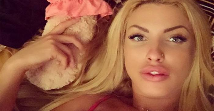 Man Killed Himself After Seeing Daughter Pose Nude For Playboy Loredana Chivu e1422483032606