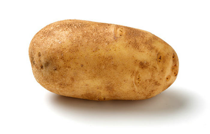Man Arrested For Drive By Attacks... With Potatoes Potato main