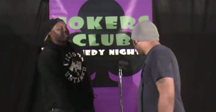 Watch This Comedian Sucker Punch A Comedy Night Host Untitled4