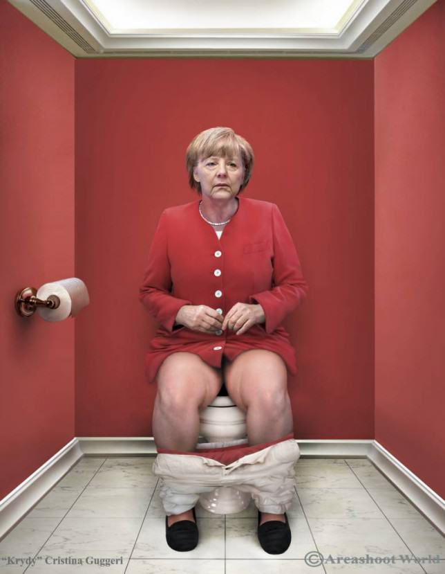 World Leaders Doing A Poo Because Why Not ad 156789877 e1421342424923