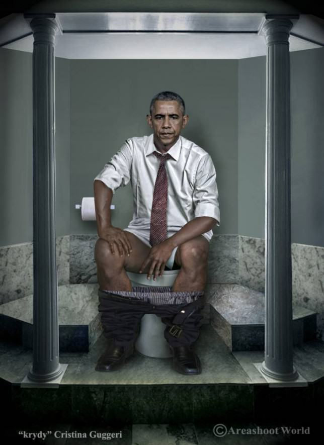 World Leaders Doing A Poo Because Why Not ad 156789884 e1421342278318