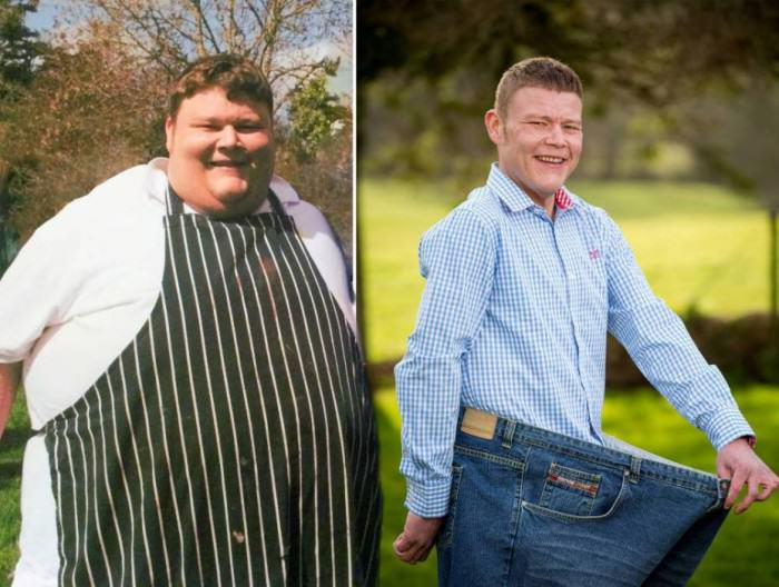Lad Loses 21 Stone Because His Mate Called Him Fat Every Day ad 158164409 e1422582561913