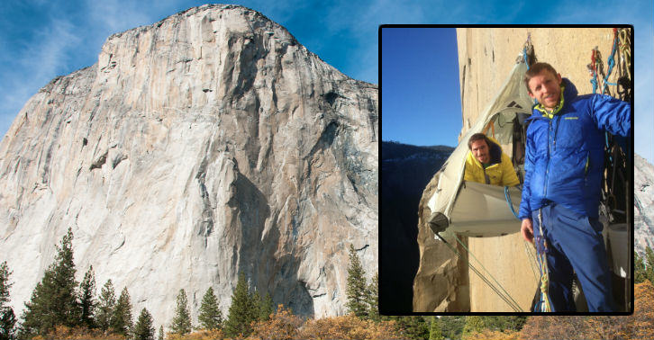 These Two Lads Are Spending 10 Days Climbing A 3000ft Cliff Face climb fb thumb