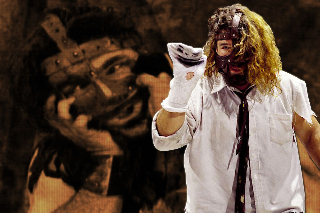 Wrestlings Mankind Has A Daughter And Shes A Knockout mankind wallpaper crop exact