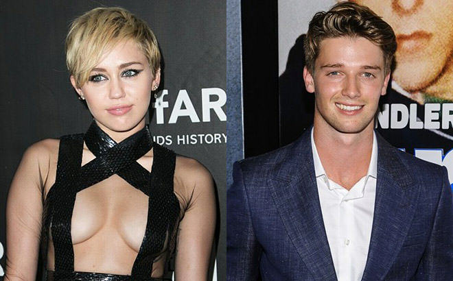 Arnold Schwarzenegger Tells His Son To Stop Dating Miley Cyrus miley cyrus dating patrick schwarzenegger