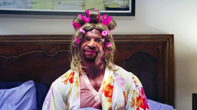 Terry Crews Is Back On The Old Spice Adverts mrs terry crews hed 2015