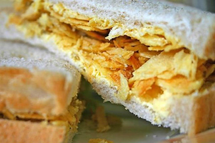 Finally, A Crisp Butty Speciality Cafe Has Opened no 3