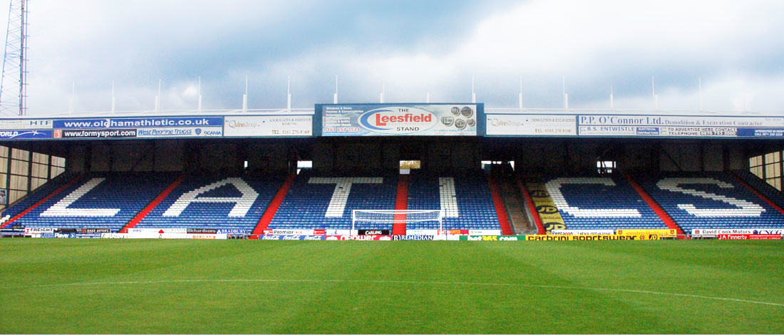 Convicted Rapist Ched Evans Joins Oldham, Sponsors Pull Out oldham banner