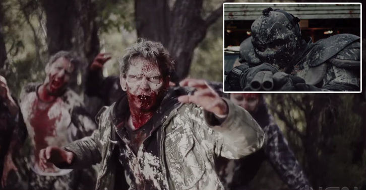 This New Ozzie Zombie Film Looks F*cking Epic