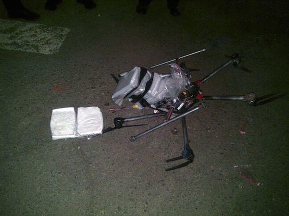 Drone Carrying Meth Crash Lands Next To US Mexico Border rpvi6fki5t5zeipdd29p