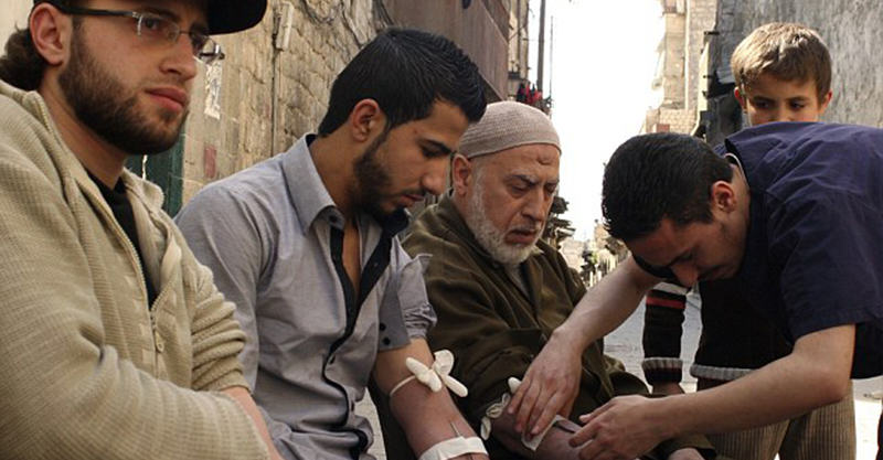ISIS Urgently Ask For Blood Donors For Their Injured Soldiers 125
