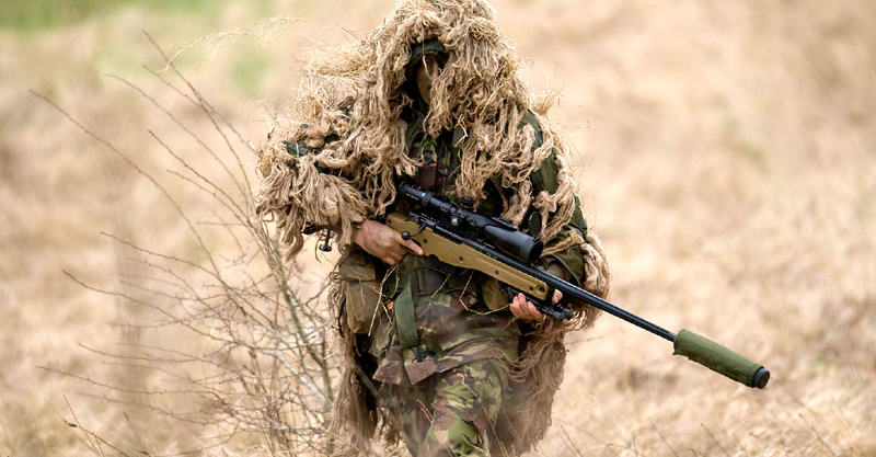 The Worlds Deadliest Sniper Is Actually A British Royal Marine 13