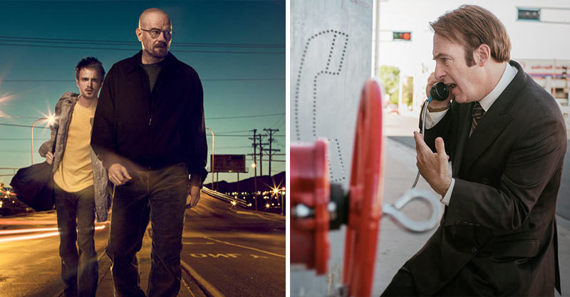 Walter And Jesse Could Appear In Better Call Saul Season 2 132