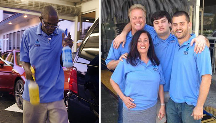 This Dad Started A Car Wash So His Autistic Son Could Find Purpose 168