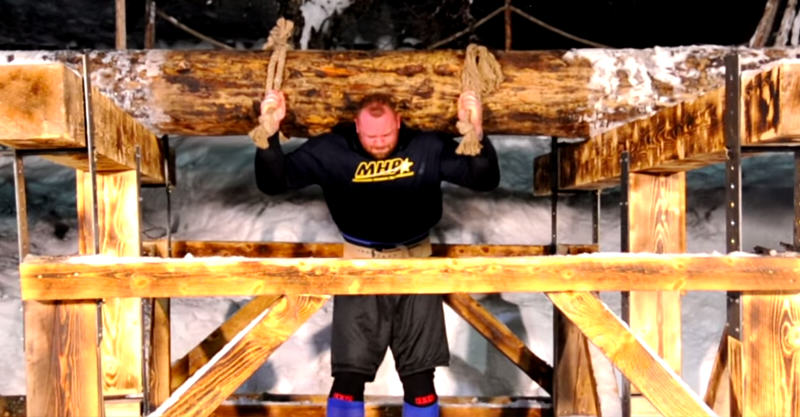The Mountain From GoT Breaks 1000 Year Old Weightlifting Record 17