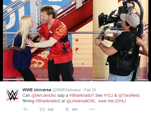 Sharknado 3 Will Now Star Chris Jericho And Its Going To Be Amazingly Shit 19