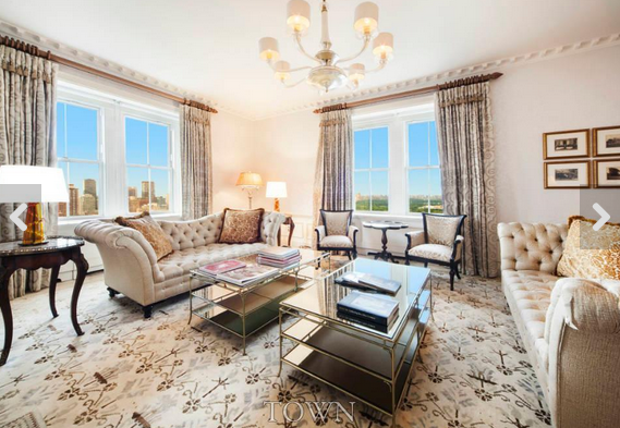 Rent This Condo In New York For Only $500,000 A MONTH 2 east 61st street rental 3