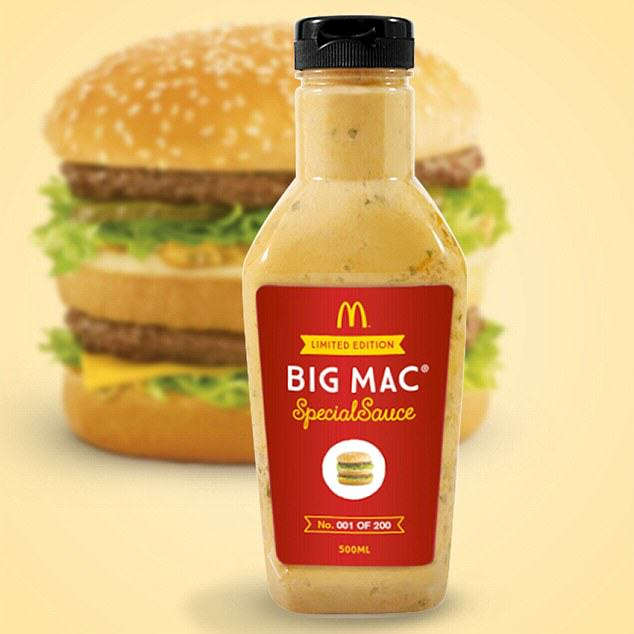 McDonalds To Finally Bottle And Sell Their Big Mac Sauce 25414C8500000578 0 image a 1 1422832667888
