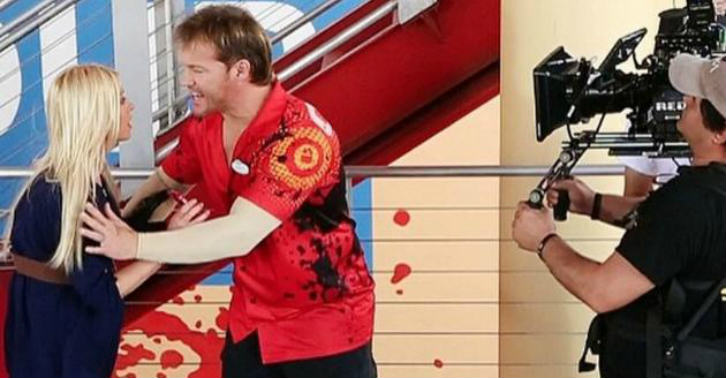 Sharknado 3 Will Now Star Chris Jericho And Its Going To Be Amazingly Shit 4f1ebfb3ceeb82131e74fe09a9d663e3 crop north