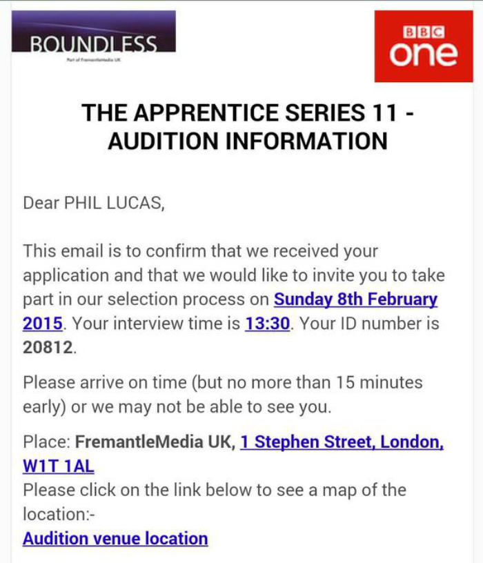 This Joke Application For The Apprentice Actually WORKED B804mqJIQAAJCqD
