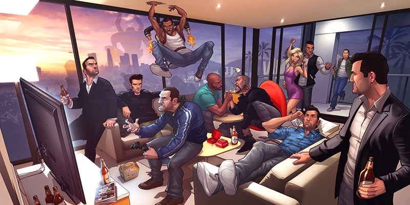 Rockstar Confirms Grand Theft Auto 6 Is In The Works GTA 6