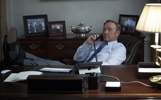 Netflix Accidentally Make House Of Cards: Season 3 Available House of Cards 3162200b