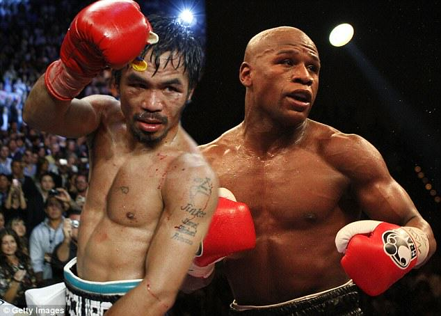 Floyd Mayweather Vs Manny Pacquiao Is Going Down In Las Vegas Mayweather Pac