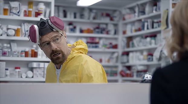 The Breaking Bad Esurance Advert For The Super Bowl Was Hilarious Screen Shot 2015 02 02 at 09.47.11