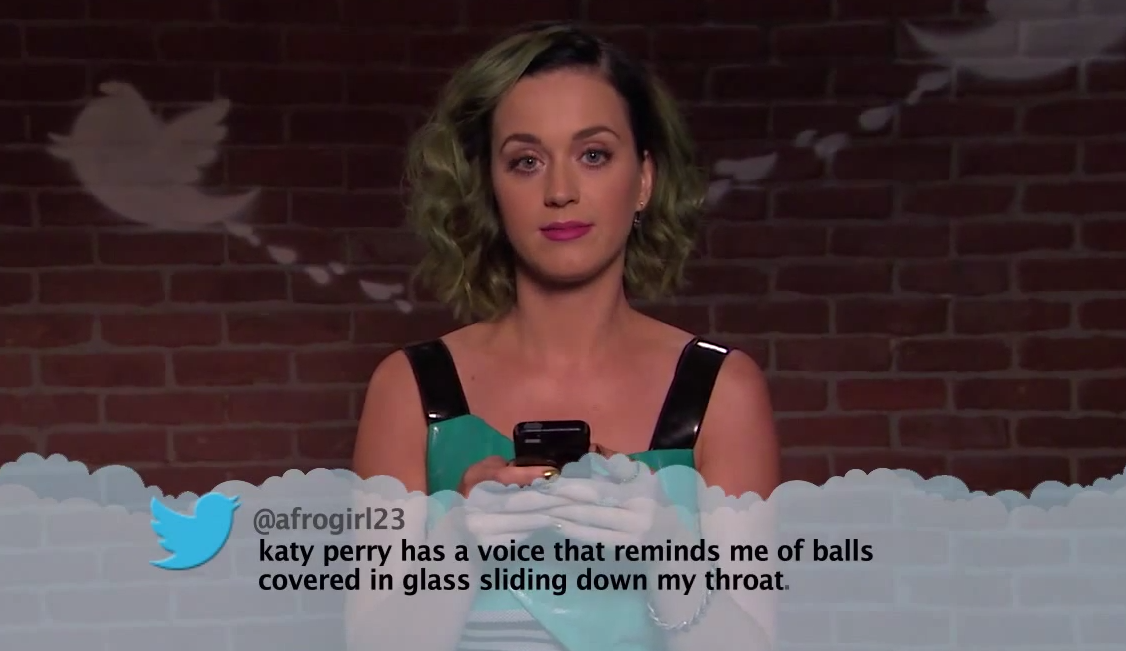 Drake, Sam Smith, Ed Sheeran And More Read Mean Tweets About Themselves Screen Shot 2015 02 03 at 14.05.51